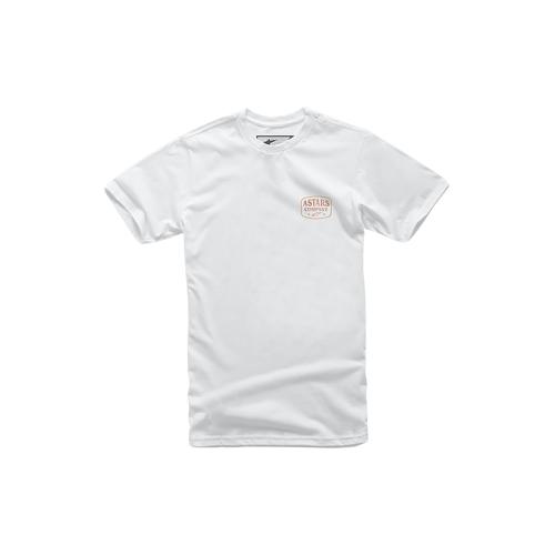 Alpinestars T-Shirt Alpinestars Western Weiß