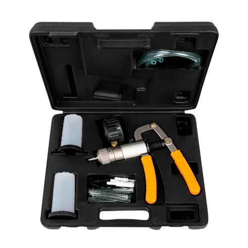 Beta Tools Testgerät für Druck-/Unterdruckkontrolle mit Zubehör Beta Tools