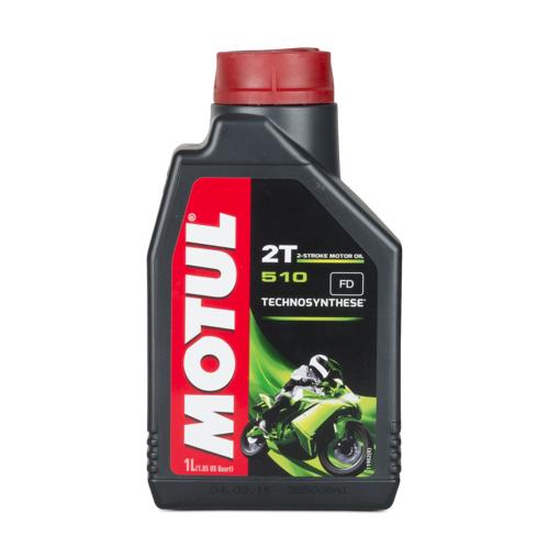 Motul Motoröl Teilsynthetisch Motul 510 2T 1L