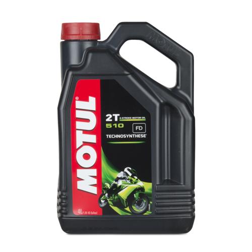 Motul Motoröl Teilsynthetisch Motul 510 2T 4L