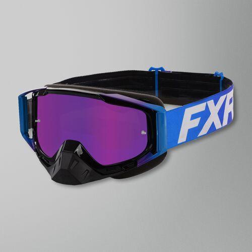 FXR Crossbrille FXR Core Lila