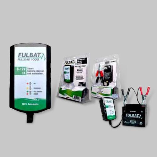Fulbat Batterieladegerät Fulload 1000