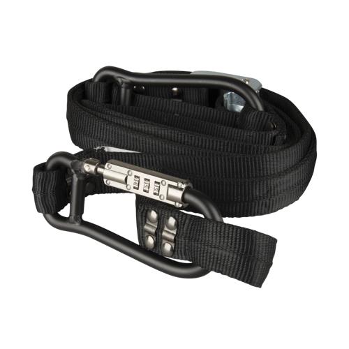 Booster Motorcycle Products Spanngurt Tie-Down Booster Karabinerhaken
