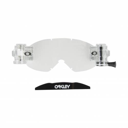 Oakley Roll-Off Kit Oakley O2 Mx Klar