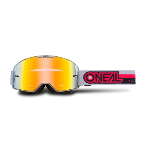 O'Neal Brille O'Neal B-20 Grau-Rot