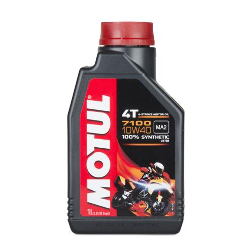 Motul Öl Synthetisch Motul 7100 4T 1L