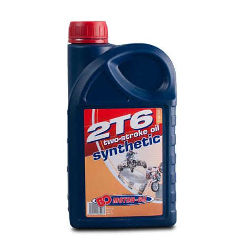 BO Oil Motoröl Teilsynthetisch 2T6 2-Takt Racing 1L