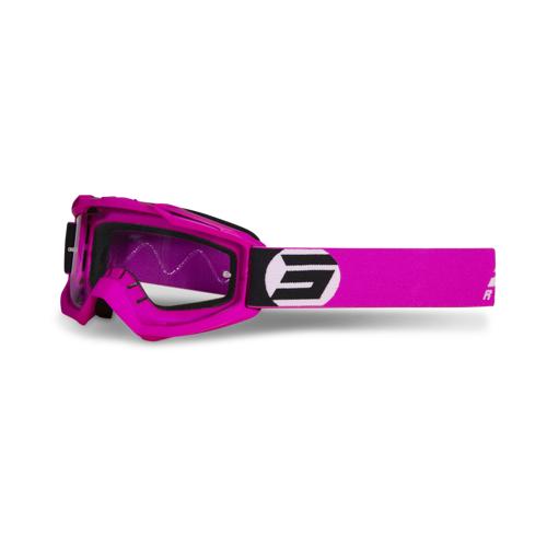 Shot Crossbrille Shot Assault Symbol Pink
