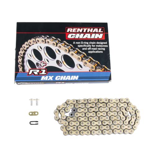 Renthal Kette Renthal R1 415 Gold