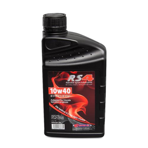 BO Oil Motoröl RS4 4T HONDA 1L