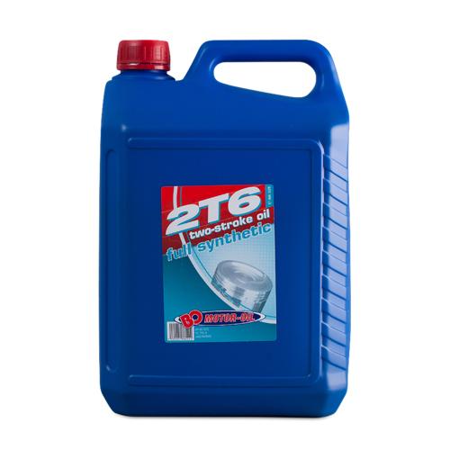 BO Oil Motoröl Vollsynthetisch 2T6 2T 5L