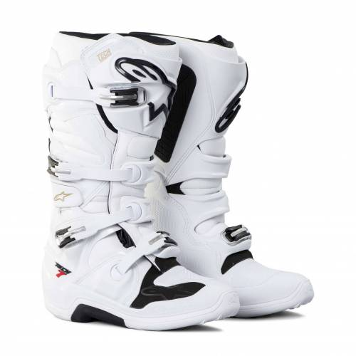 Alpinestars Cross Stiefel Alpinestars TECH 7 Weiß