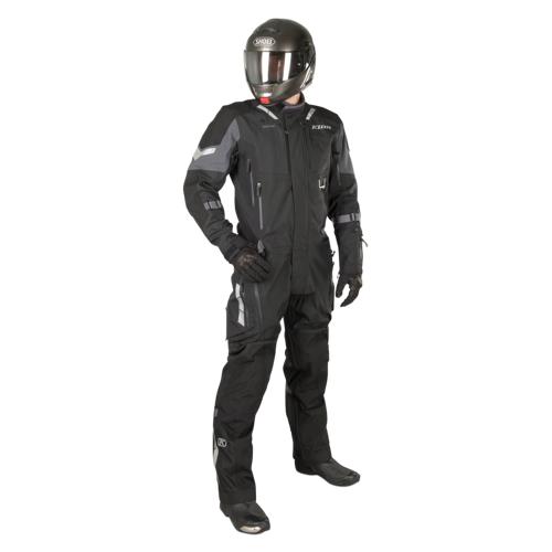 KLIM Motorradbekleidungspaket Klim Hardanger Schwarz