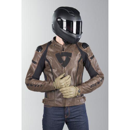 REVIT! Motorradjacke Rev'it Glide Vintage Braun