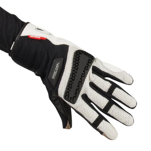 Richa Handschuhe Richa Dakar Weiß