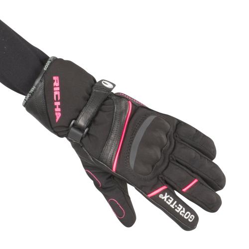Richa Handschuhe Richa Diana Gore-Tex® Rosa