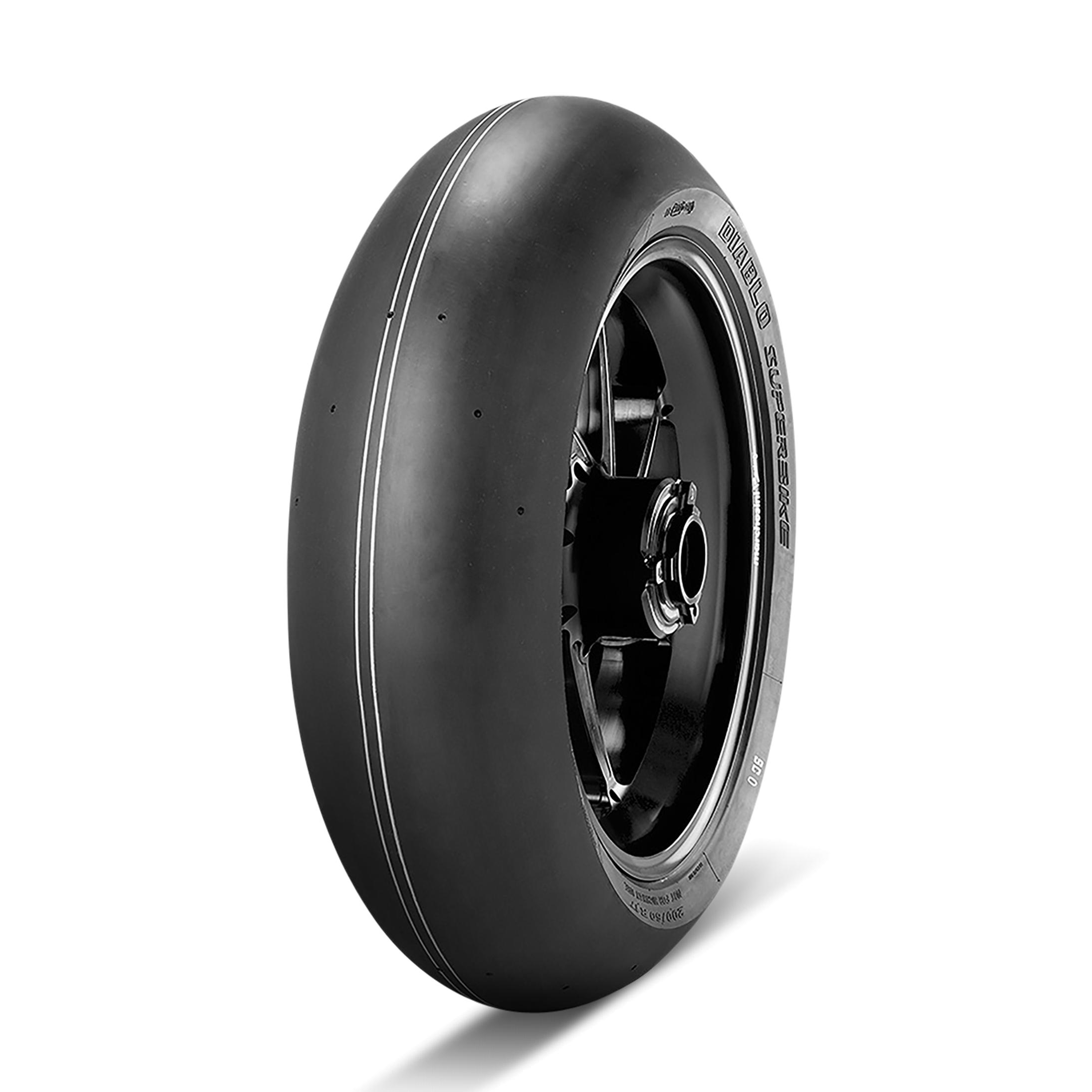 Pirelli Diablo Superbike 120/70 R 17 NHS TL