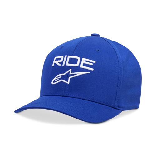 Alpinestars Cap Alpinestars Ride 2.0 Blau-Weiß