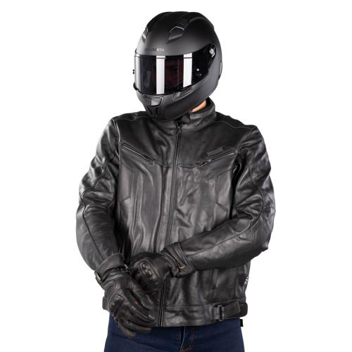 Bering Motorradjacke Bering Gringo King Size Schwarz