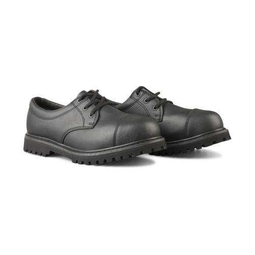 Brandit Schuhe Brandit Phantom Boots 3 Eyelet Schwarz