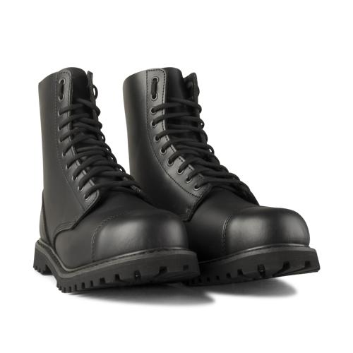 Brandit Schuhe Brandit Phantom Boots 10 Eyelet Schwarz