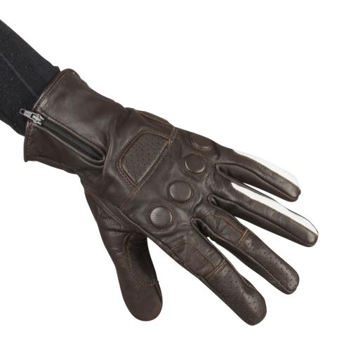 Richa Handschuhe Richa Steve Weiß