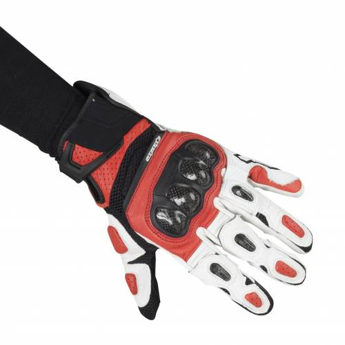Alpinestars Handschuhe Alpinestars SPX Air Carbon Weiß-Rot