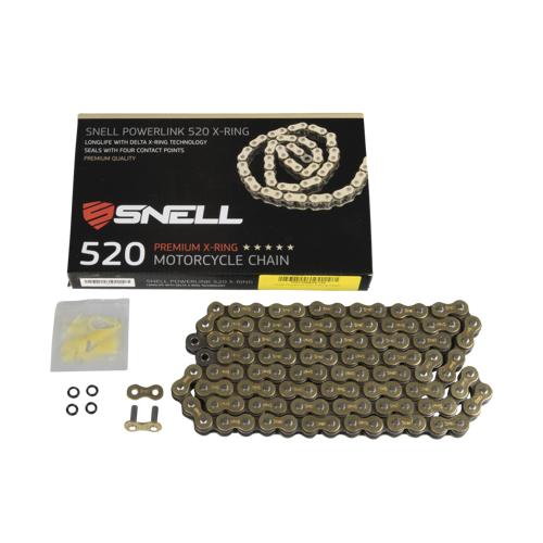 Snell Kette Snell Powerlink 520 X-Ring