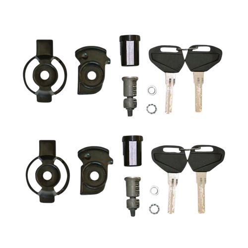 Givi Sicherheitsschlossset 2 Koffer Givi