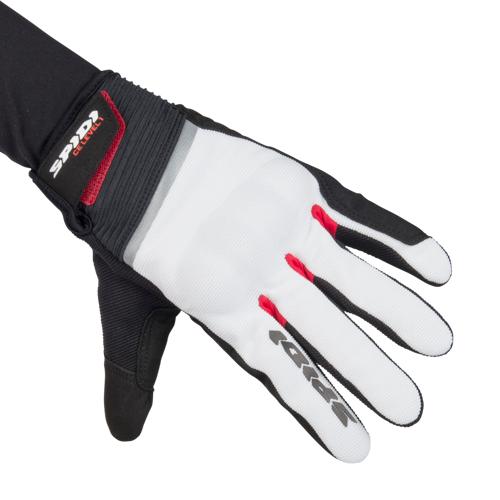 Spidi Handschuhe Spidi Flash CE Rot
