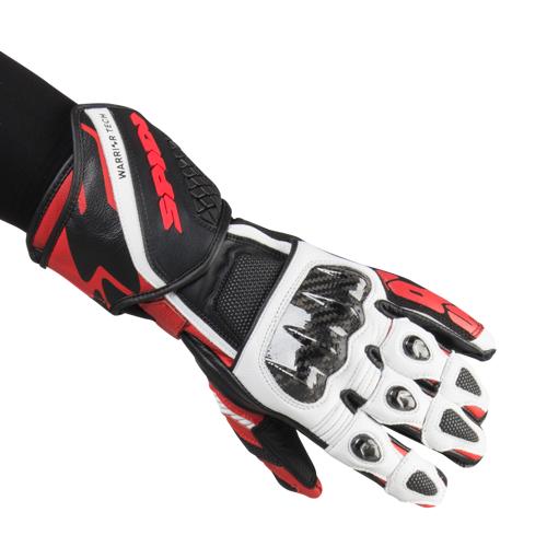 Spidi Handschuhe Spidi Carbo 5 Rot