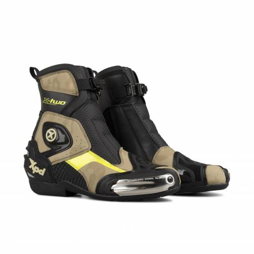 XPD Stiefel XPD X-Two Military