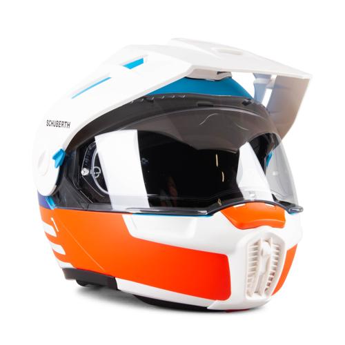Schuberth Helm Schuberth E1 Cut Blau
