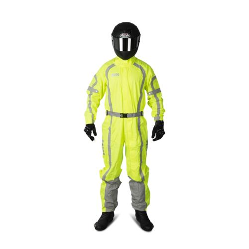 IXS Regenbekleidung IXS Niagara 2 Neon-Grau