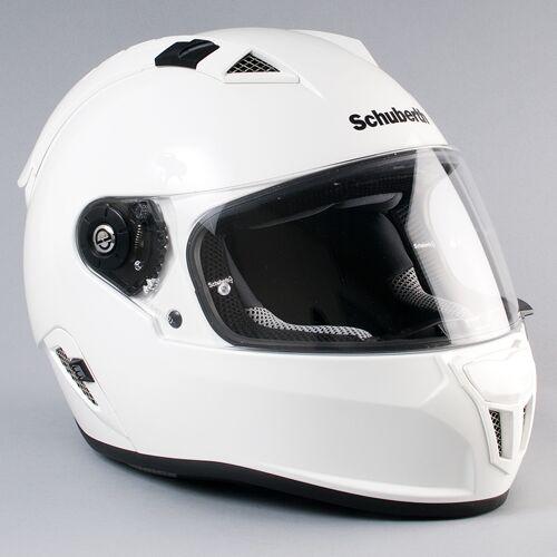 Schuberth Motorradhelm Schuberth SR1 Weiß