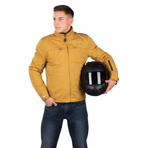Bering Motorradjacke Bering Zander Beige