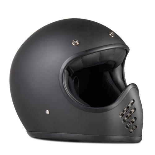 DMD Helm DMD Seventyfive Mattschwarz