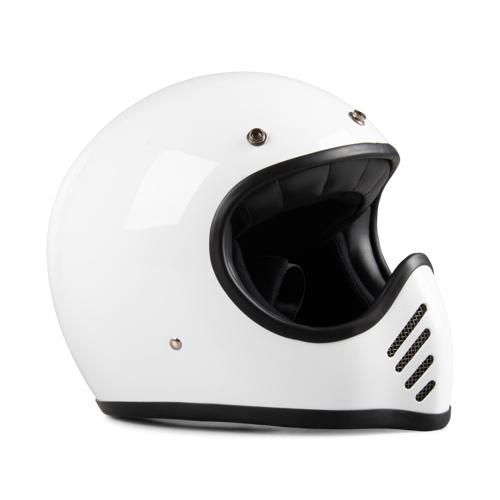 DMD Helm DMD Seventyfive Weiß