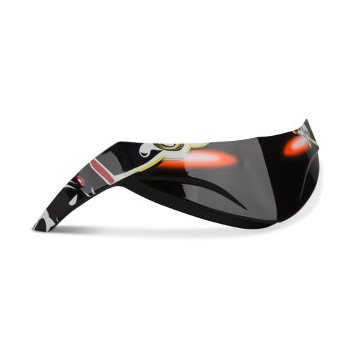 Suomy Spoiler Suomy SR-Sport Biaggi Replica 2015 Rot
