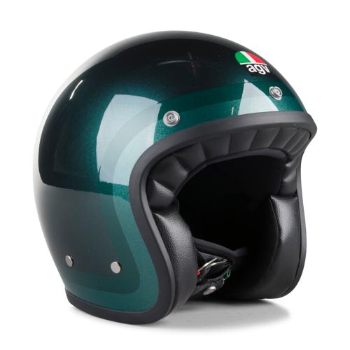 AGV Helm AGV X70 Trofeo Grün