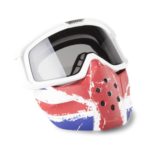 Shark Raw Maske & Brille Union Jack