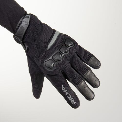 Richa Handschuhe Richa Spyder Schwarz