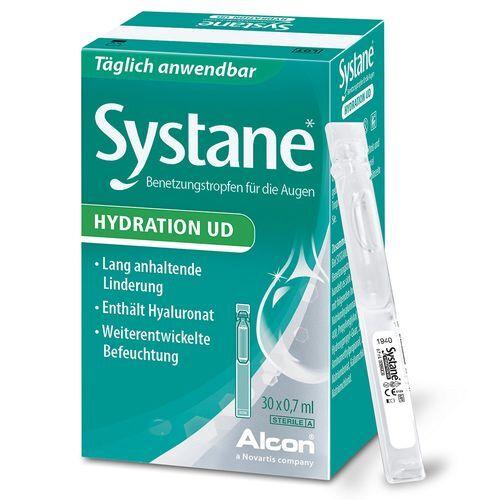 Systane® Hydration UD Benetzungstropfen 30X0,7 ml Augentropfen