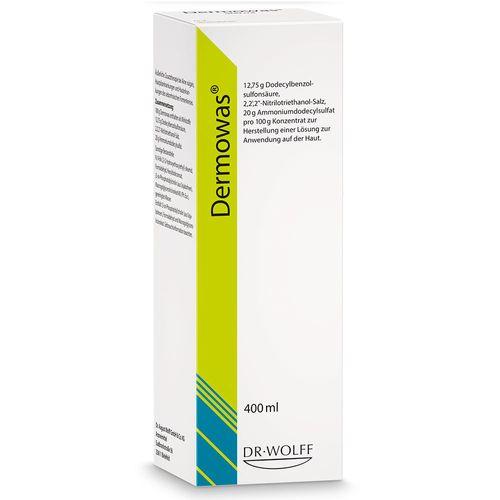 Dermowas® Konzentrat 400 ml Konzentrat