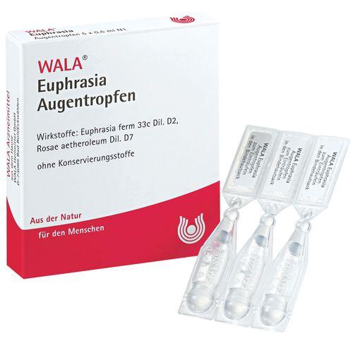 Wala® Euphrasia Augentropfen 30X0,5 ml Augentropfen