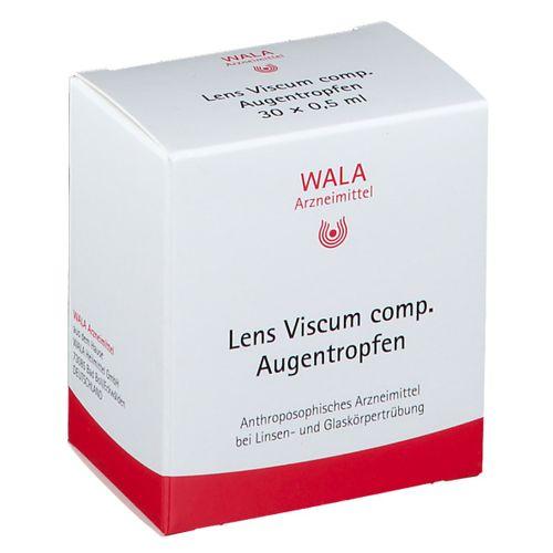 Wala® Lens Viscum comp. Augentropfen 30X0,5 ml Augentropfen