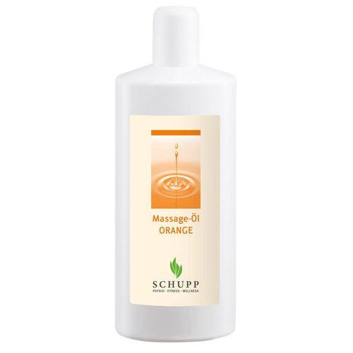 Schupp Massageöl Orange 1000 ml Massageöl