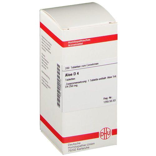 DHU Aloe D4 200 St Tabletten