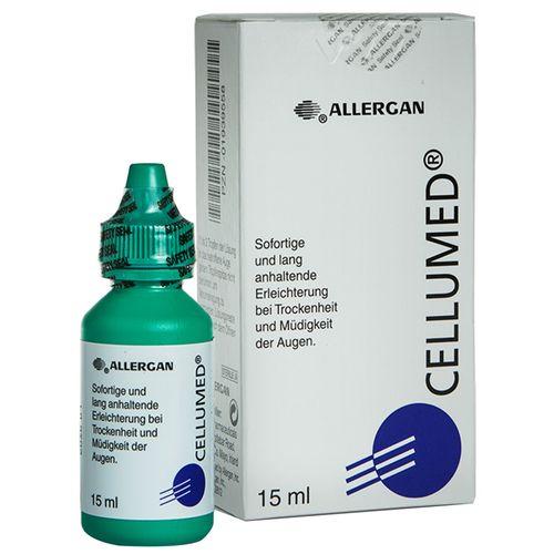 Cellumed® Augentropfen 3X15 ml Augentropfen