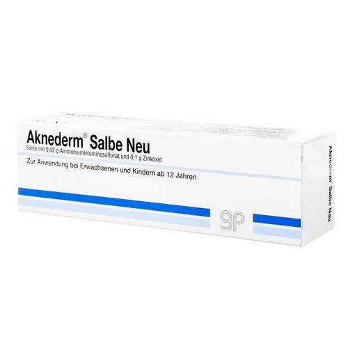 Aknederm® Salbe Neu 60 g Salbe